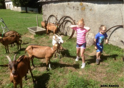 Touristic activity with family in Corrèze - Agri Rando