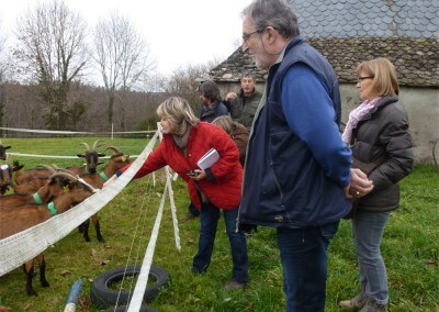 Farm visits in Corréze – Dordogne Valley - Agri-Rando