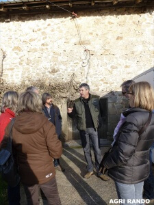 Guided visit Corrèze by Gilles - Agri rando
