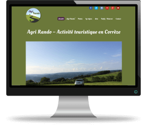 Agri Rando - Launching of web site