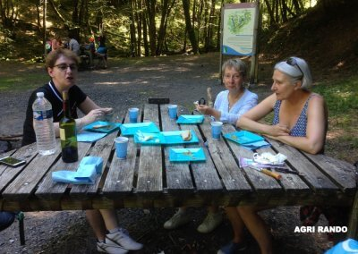 Agri Rando: Breack tasting to the Cascades Murels